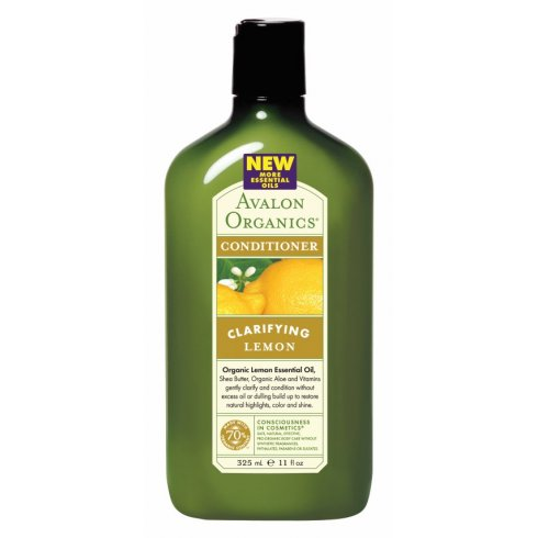 Avalon Organics Lemon Clarifying Conditioner 312ml
