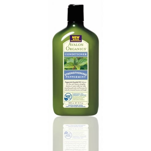 Avalon Organics Peppermint Strengthening Conditioner 325ml