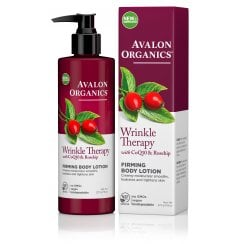 Wrinkle Therapy with CoQ10 & Rosehip Firming Body Lotion 227g