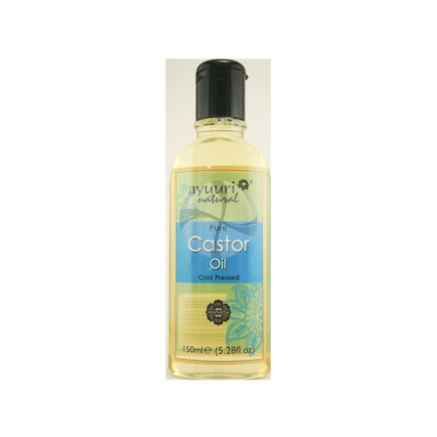 Ayuuri Natural Pure Caster Oil 150ml