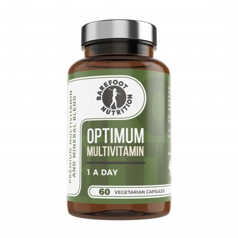 Barefoot Nutrition Optimum Multivitamin 60's