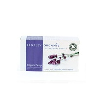 Calming & Moisturising Soap with Lavender, Aloe & Jojoba 150g