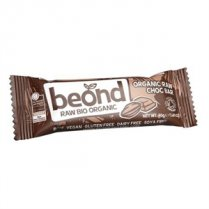 Beond Raw Bio Organic Raw Choc Bar (Single) 40g