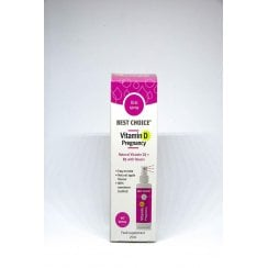 Vitamin D Pregnancy Oral Spray 25ml