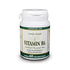 Vitamin B6 (as P5P) 20mg 60's