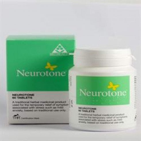 Bio-Health Neurotone 60 vegan tablets