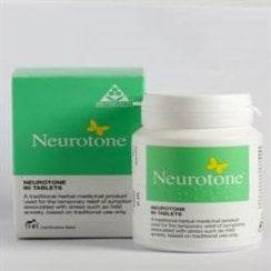 Neurotone 60 vegan tablets