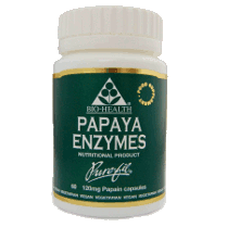 Papaya Enzymes 60's