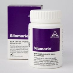 Silamarie - Milk Thistle 450mg 60's