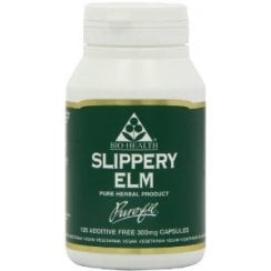 Slippery Elm 300mg 120's