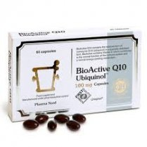 BioActive Q10 Ubiquinol - 100mg 60 caps