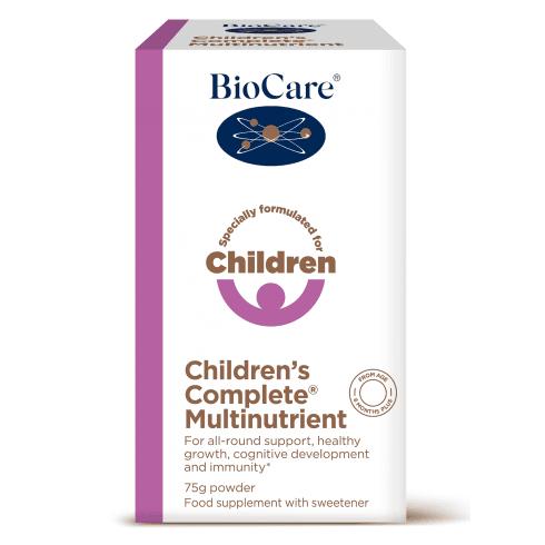 BioCare Children's Complete Multinutrient 75g
