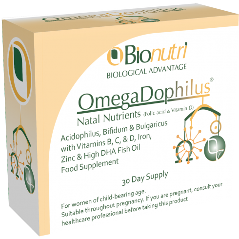Bionutri OmegaDophilus 30 Day Supply