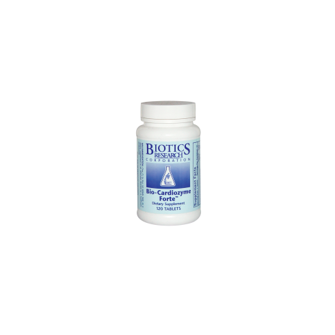 Biotics Research Bio-Cardiozyme Forte 120's