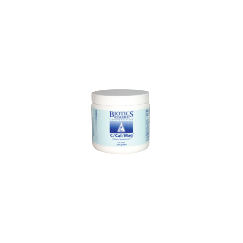 Biotics Research C/Cal/Mag Powder 220g powder