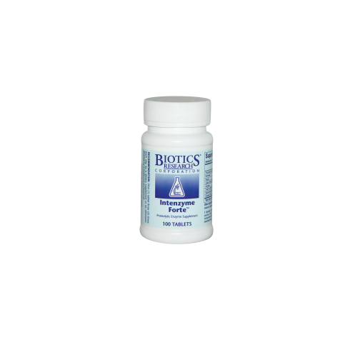 Biotics Research Intenzyme Forte 100's