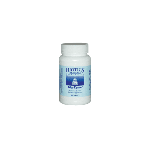 Biotics Research Mg-Zyme 100's