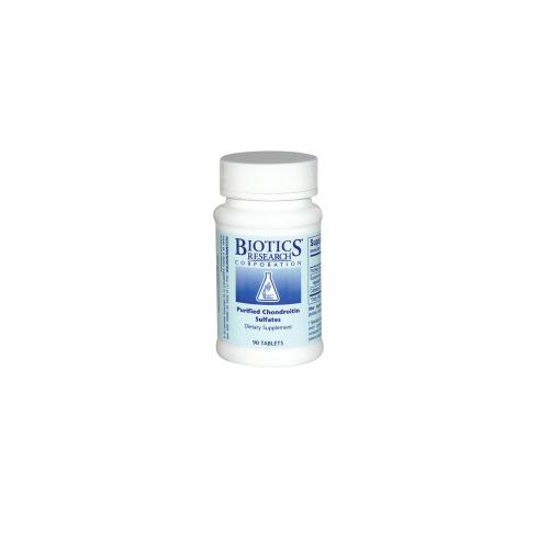 Biotics Research Purified Chondroitin Sulfates 90's