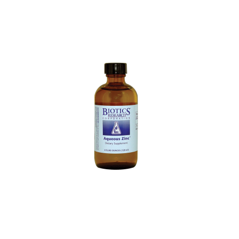 Bioticsresearch Aqueous Zinc 120ml