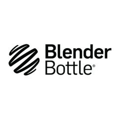Blender Bottle Red