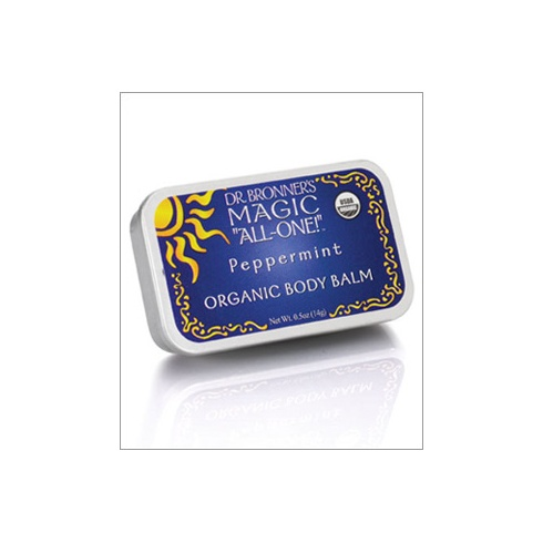 Dr. Bronner's Magic Soaps Body/Tattoo Balm Peppermint 14g