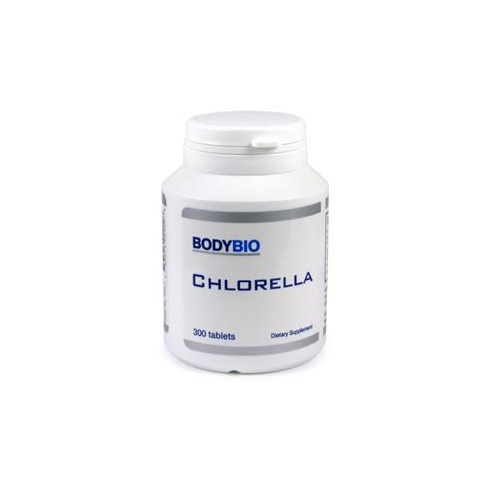 Bodybio Chlorella (300mg./tab) 300's
