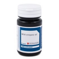 Wild oregano oil 60 soft gel capsules