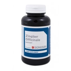 Zingiber Officinale Extract 60 Vegetarian Capsules