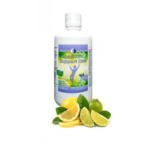 Brainchild Spectrum Support One Lemon Lime Flavour 946ml