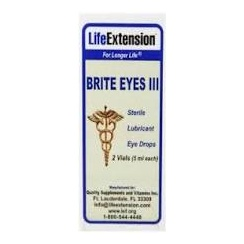 Brite Eyes III Vials (5 Ml Each), 2-Count