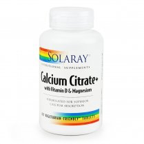 Calcium Citrate Plus 60's