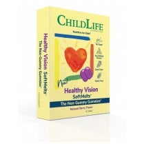 Healthy Vision SoftMelts Natural Berry Flavour 27's