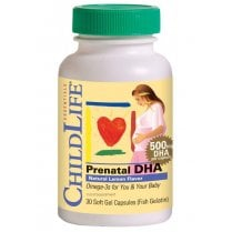 Prenatal DHA Lemon 30's