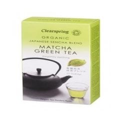 Japanese Sencha Blend Matcha Green Tea 20's