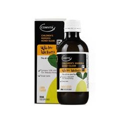 Children's Manuka Honey Elixir Winter Wellness 200ml