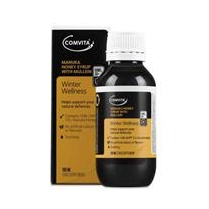 Manuka Honey Syrup Mullein 100ml