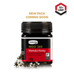 MGO* 263 Manuka Honey UMF 10+ 250g