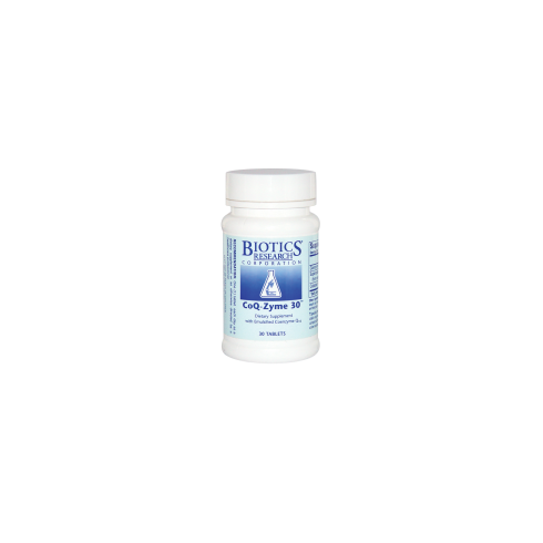 Bioticsresearch CoQ-Zyme 30 (emulsified) 30's