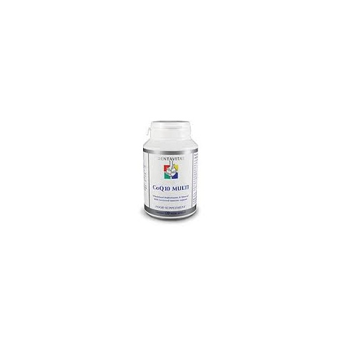 Cytoplan CoQ10 Wholefood Multi 120's