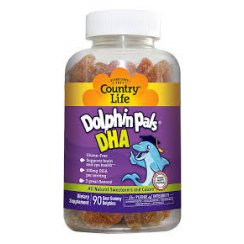 Dolphin Pals DHA For Kids 90's