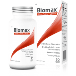 BioMax MicroActive CoQ10 30's