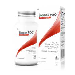 BioMax PQQ with CoQ10 30's