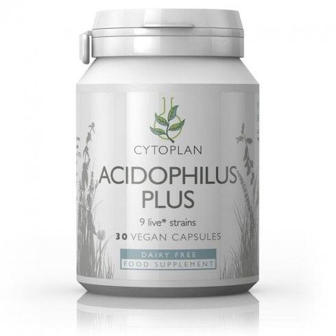 Cytoplan Acidophilus Plus 30's