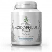 Cytoplan Acidophilus Plus 60's