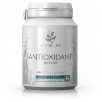 Cytoplan Antioxidant plus Q10 60's