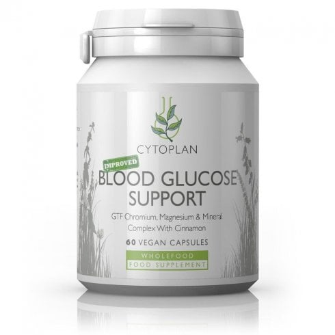 Cytoplan Blood Glucose Support 60's