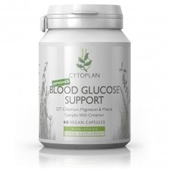 Blood Glucose Support 60's