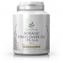 Cytoplan Borage/ Starflower Oil 90's