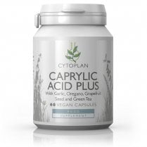 Caprylic Acid Plus 60's