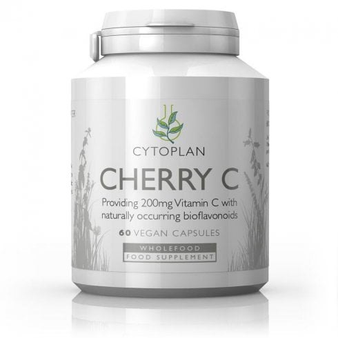 Cytoplan Cherry C 200mg 60's Currently Unavailable